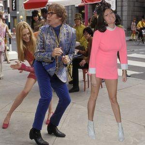 "Dresses & Skirts - ""Austin Powers"" Dress"