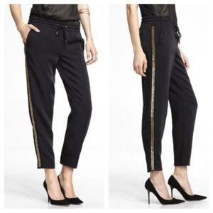 Express Pants - 🎉Host Pick: Express Beaded Track Pants