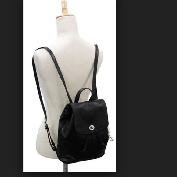 coach leather backpack outlet 226w  coach park leather backpack