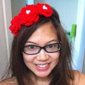 NaomiHa Accessories - Red crochet floral headband