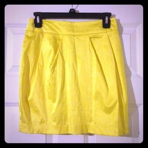 Forever 21 Pleated Skirt