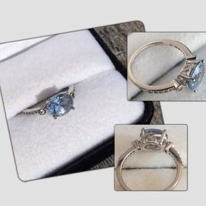 62 nvc 6 jewelry sky blue topaz white zircon ring