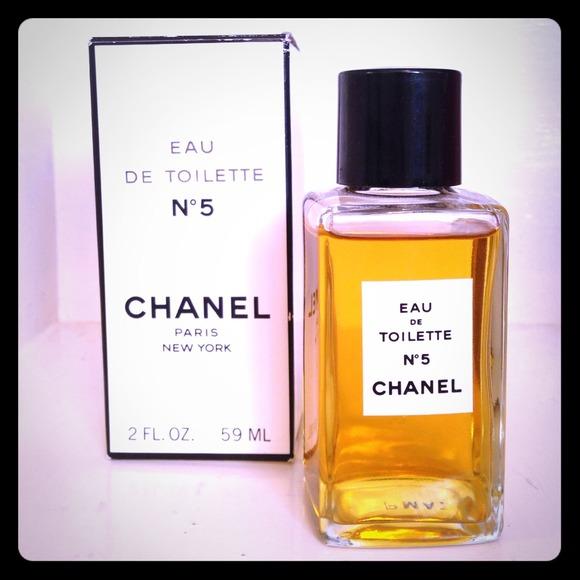 chanel no 5 eau de parfum. chanel other - no5 2 oz eau de toilette chanel no 5 parfum m