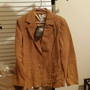 Newport News Leather Jacket