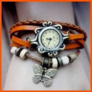⬇REDUCED⬇Butterfly Watch Bracelet