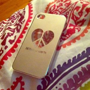 Bethany mots iPhone case