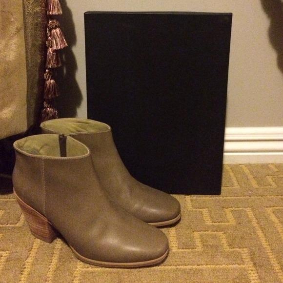 79f44b20376a Rachel Comey Shoes | Mars Booties In Nutria | Poshmark