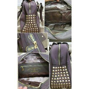 d7c69b0661 Christian Audigier Bags - Christian Audigier Gwen Bowler Handbag