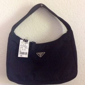 Prada Black Handbag