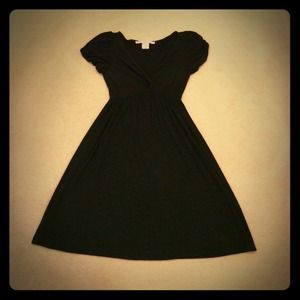 Max Studio Black Dress