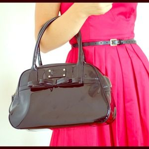 Host Pick ✨ Kate Spade Patent Leather Handbag