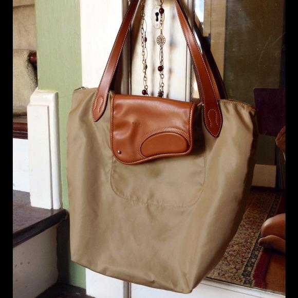 bab3d689d5 👜SALE👜Ralph Lauren nylon tote bag. M 53cc6887018efa02b811f853