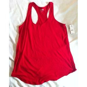 Express Tops - NWT Red Razorback