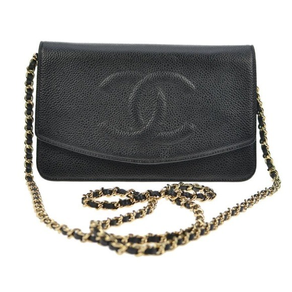 CHANEL Handbags - 💋HOST PICK💋Chanel Classic Black WOC 2