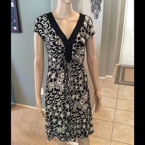 Maggy London Flower Dress
