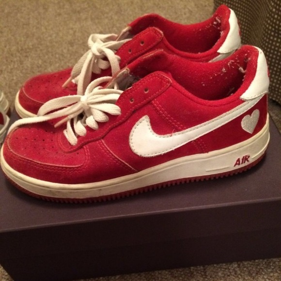 Nike Shoes Limited Edition Valentines Day Air Force I Poshmark