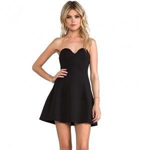 NWT Blaque Label Fit & Flare Dress