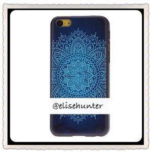Accessories - Blue Indi iPhone 5c Case NWOT