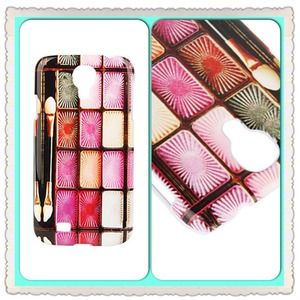 """Accessories - """"Makeup"""" Case for Galaxy S4 NWOT"""