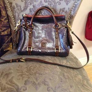 SOLDRare Limited Edition Dooney & Bourke Handbag