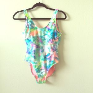 ⬇️PRICE REDUCED⬇️NWOT ONE PIECE SWIM