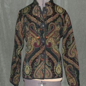 flashback Jackets & Blazers - Vintage Tapestry Coat