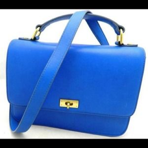 J. Crew Handbags - NWT J.Crew Edie Purse Bag Casablanca Blue
