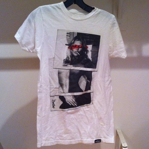 24f6ab643 Urban Outfitters Tops | Kate Moss Polaroid Tee | Poshmark