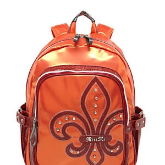 62fbeafa70f3 Miss me backpack. M 53cf20abfe9a2b053c0191bc
