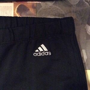 Adidas workout fitness pants