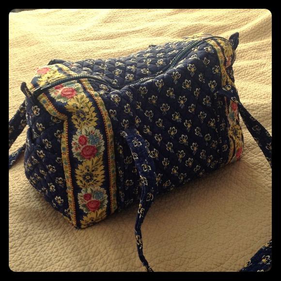 Gym Bag Vera Bradley: 47% Off Vera Bradley Handbags