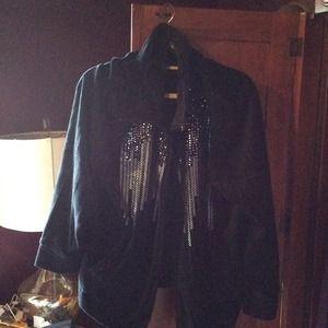 Activology Jackets & Blazers - A black jacket size 2X