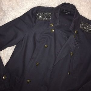 sequenced military jacket