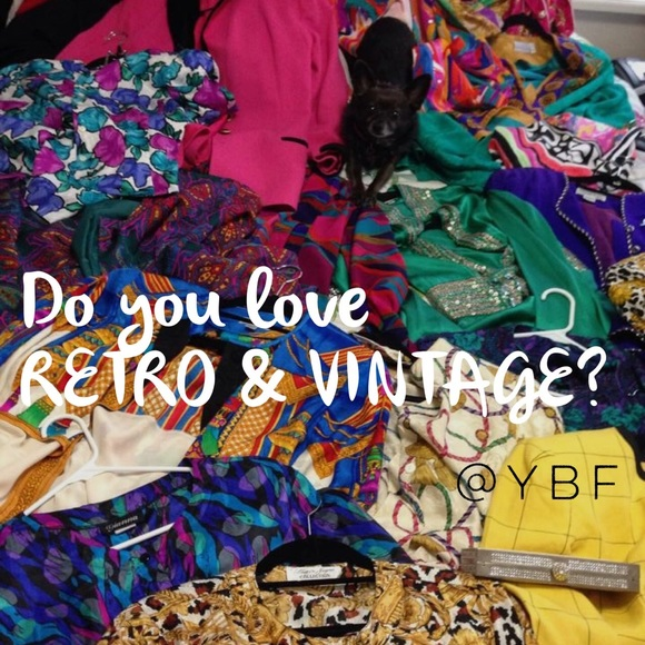 Vintage Other - Me, too! 😍 If you love retro & vintage...