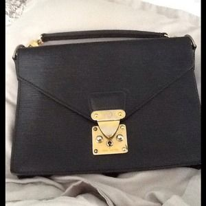Authentic Vintage Louise Vuitton Handbag