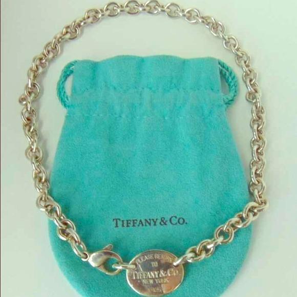 c33ae5c36 Tiffany & Co. Jewelry | Tiffany Co Necklace | Poshmark