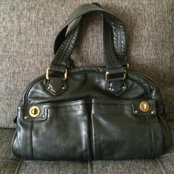 0ac5835340b9 Totally turnlock bowler satchel. M 53d087eee6ce285c4b4b1df3. Other Bags you  may like. Marc By Marc Jacobs leather satchel