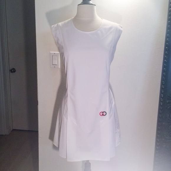 Sale Nwt Vintage Gucci Tennis Dress