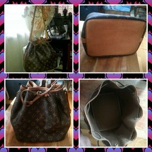 #FINAL REDUCTION#Louis Vuitton  Petit Noe Bag