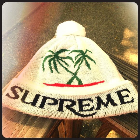 5f1cbd4d Supreme Accessories | Oasis Beanie | Poshmark