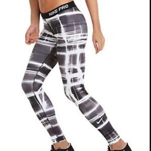 c7b7a3a5cb Nike Pants | Womens Pro Core Compression Printed Tights | Poshmark