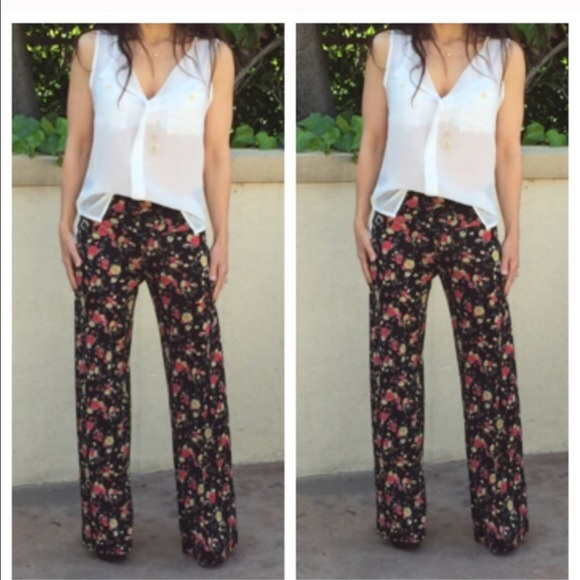 81% off Pants - Wide leg palazzo pants SALE LOWEST PRICE from ...