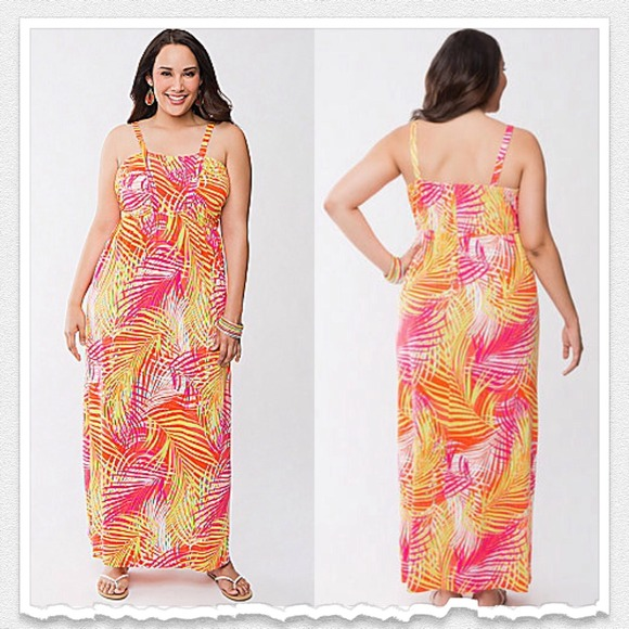 Maxi dresses size 26 28