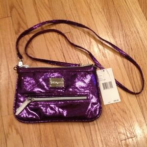 NWT Betsey Johnson Crossbody Bag