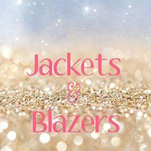 Jackets & Blazers!!!