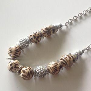 Jewelry - Safari Wild Necklace