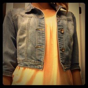 NWOT Rue 21 jean jacket