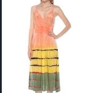 HPTie dye dress
