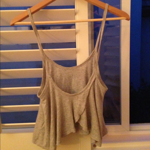 Hollister Tops - Cropped tank top