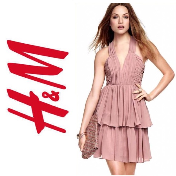 H&M - H&M By Night Spring/Summer 2011 Collection Dress from ...